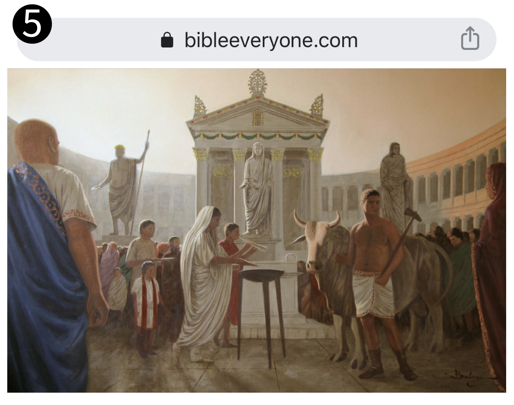 聖經共享 Bible for Everyone